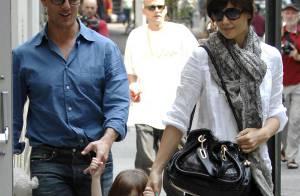 PHOTOS : Katie Holmes, Tom Cruise et Suri, balade en famille !