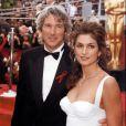 Richard Gere et Cindy Crawford en 1993 aux Oscars.