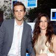 Ryan Reynolds et Alanis Morissette au Tribeca Film Festival le 11 mai 2003.