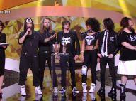 Shaka Ponk aux Victoires 2014 : ''T'aurais pu me dire qu'on avait gagné''