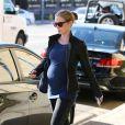 Emily blunt à Los Angeles, le 10 décembre 2013.