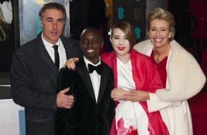Emma Thompson : Une maman simplement radieuse avec ses enfants et son mari