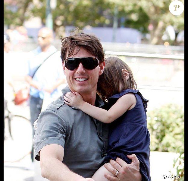 Tom Cruise et Suri