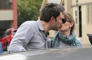 Jennifer Garner et Ben Affleck : Baisers fougueux pour de divins amoureux