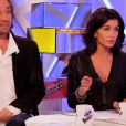Jenifer et Stanislas pour la battle d'Ayelya et Manon (Team Jenifer) dans The Voice 3, le samedi 22 février 2014 sur TF1