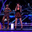 Battle d'Ayelya et Manon (Team Jenifer) dans The Voice 3, le samedi 22 février 2014 sur TF1