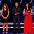 Battle de Marina d'Amico et Claudia Costa dans The Voice 3, le samedi 22 février 2014 sur TF1