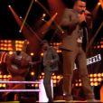 Battle Edu del Prado et Wesley dans The Voice 3, le samedi 22 février 2014 sur TF1