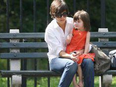 PHOTOS : Katie Holmes, balade new-yorkaise et intime avec sa fille Suri...
