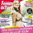 Couverture du magazine Femme Actuelle, où se trouve l'entretien avec Kad Merad (en kiosque le 24 février).