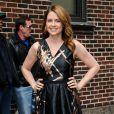 Jenna Fischer à New York le 23 avril 2013.