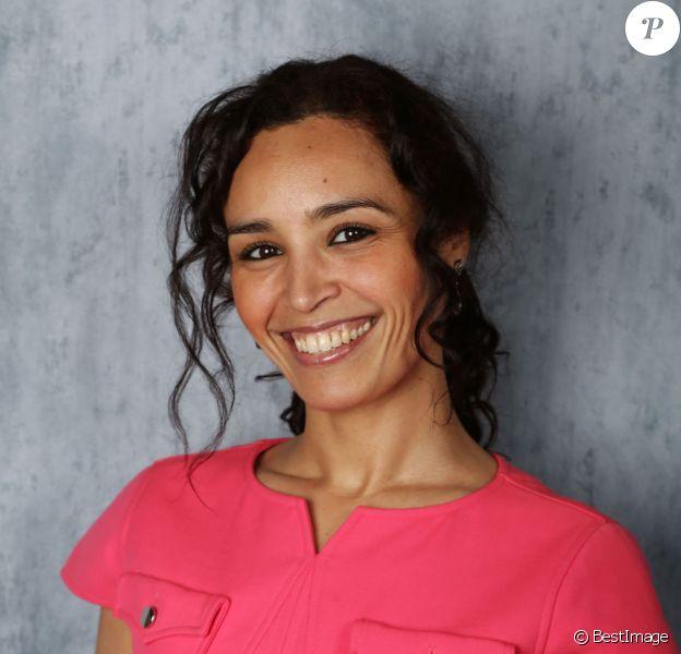 Exclusif - Aïda Touihri en février 2014 à Vincennes