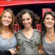 Melissa Theuriau, Aïda Touihri et Estelle Denis