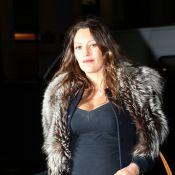 Karole Rocher enceinte : Baby-bump et complicité avec JoeyStarr et Karin Viard
