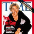 Ellen DeGeneres révèle son homosexualité en couverture du Time en 1997.
