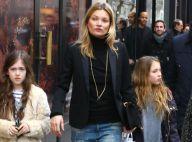 Kate Moss : Maman chic à Paris, inséparable de sa fille Lila Grace