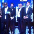 L'équipe du film pour 12 Years A Slave, meilleur film aux Oscars 2014.