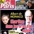 Magazine Ici Paris du 26 février 2014.