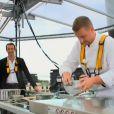 """Le candidat de Julien Lapraille dans """"Top Chef 2014"""" (M6)."""