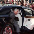 """Le prince Charles aux """"The Prince's Trust & Samsung Celebrate Success Awards"""" à l'Odéon à Leicester Square à Londres, le 12 mars 2014."""