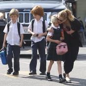 Julia Roberts, maman-poule face au tumulte : Son réconfort avec ses 3 enfants