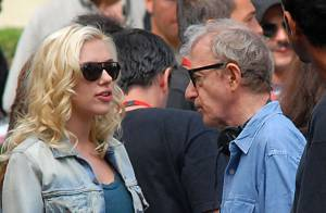 Scarlett Johansson réagit au scandale de Woody Allen et sa fille adoptive