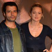 Virginie Efira et Mabrouk El Mechri : Amoureux radieux pour applaudir Manu Payet