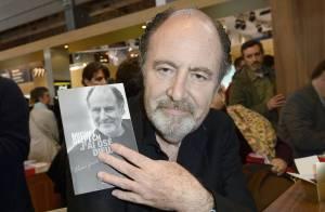 Michel Delpech : Il retrouve ses fans au Salon du livre après son cancer
