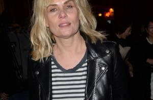Emmanuelle Seigner, la chanteuse, clashe : ''Téléphone, ça a toujours été nul''
