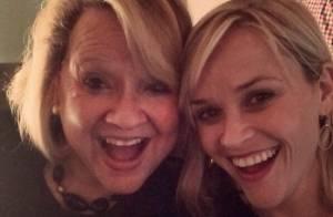 Reese Witherspoon : Resplendissante à 38 ans... et parfait sosie de sa maman