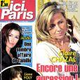 Magazine Ici Paris du 26 mars 2014.