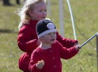 Zara Phillips : Ses nièces Savannah et Isla adorables, sa fille Mia tout-terrain