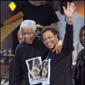 Nelson Mandela : Sa veuve renonce à la moitié de l'héritage du héros
