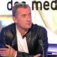 Christophe Dechavanne revient sur son clash avec Enora Malagré sur i-Télé.