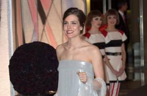 Charlotte Casiraghi au Bal de la Rose : Une jeune maman magnifique et survoltée