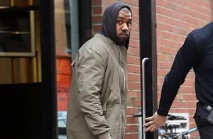 Kanye West : Aller-retour express en garde à vue