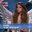 Dania dans Les Anges de la télé-réalité 6 sur NRJ 12 le 31 mars 2014