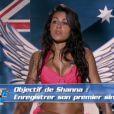 Shanna dans Les Anges de la télé-réalité 6 sur NRJ 12 le 31 mars 2014
