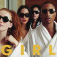 GIRL, le nouvel album de Pharrell Williams.