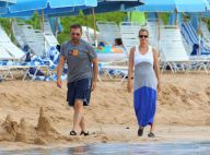 Steve Carell : Farniente à Hawaï avec sa femme Nancy et leurs deux enfants