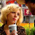 Scarlett Johansson envoûte dans le film Lucy, de Luc Besson (Photo : Jessical Forde)