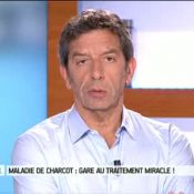 Jérôme Golmard gravement malade : L'ex-tennisman victime d'un médecin charlatan?