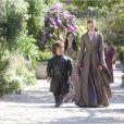 """Sibel Kekilli dans le rôle de Shae dans """"Game of Thrones"""" (2011-2014)."""