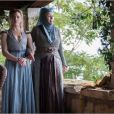 "Datalie Dormer dans le rôle de Margaery Tyrell dans ""Game of Thrones"" (2011-2014)."