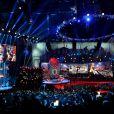 Les MTV Movie Awards se sont déroulés au Nokia Theatre de Los Angeles, le 13 avril 2014.
