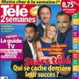 Magazine Télé 2 semaines du 5 au 18 avril 2014.