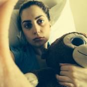 Lady Gaga, hamster triste : La Mother Monster aussi gère mal l'après-dentiste