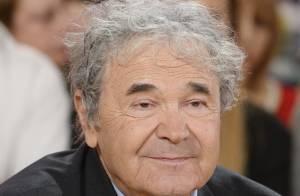 Pierre Perret appuie Sophie Marceau : ''Le Président n'est pas très courageux''
