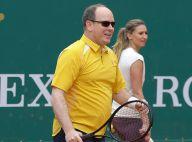 Albert de Monaco : Tennis avec PPDA, circuit auto... Son intense week-end sport