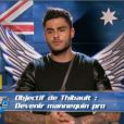 Le casting de Thibault dans Les Anges de la télé-réalité 6 sur NRJ 12 le mardi 22 avril 2014